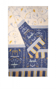 Bassetti Granfoulard Einrichtungstuch Überwurf  OPLONTIS 9 270x270