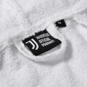 Accappatoio Juventus Ufficiale Adulto da S a XXL microspugna Salvaspazio originale