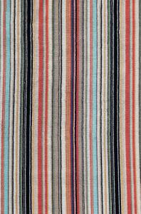 Missoni Home Badetuch 100 x 150 WARREN 100 mit bunten Streifen