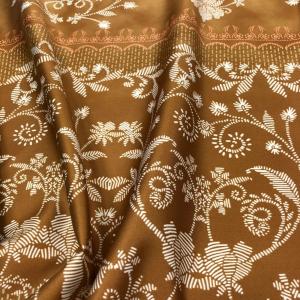 Bassetti Granfoulard Möbelbezug FERMO Sofabezug gold 3 Größen L1