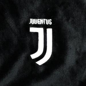 Plaid in pile 130x160 Juventus coperta bianconero Prodotto Ufficiale