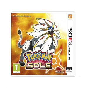 Pokemon Sole - usato - 3DS