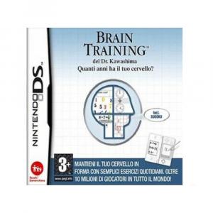 Brain Training del Dr. Kawashima: