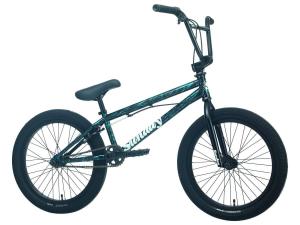 Sunday Forecaster Park 2022 Bici Bmx | Black/Blue