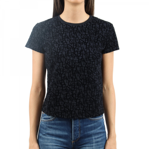 T-shirt Elisabetta Franchi MA21216E2 110 -A.1