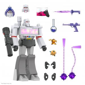*PREORDER* Transformers Ultimates: MEGATRON (G1 Cartoon) by Super 7