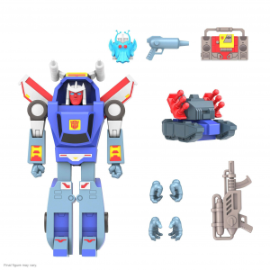 *PREORDER* Transformers Ultimates: TRACKS (G1 Cartoon) by Super 7