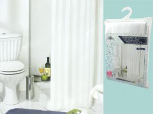 BACCHETTA & TRACANZAN Tenda doccia tessuto 180x200 assortiti Arredo bagno e accessori