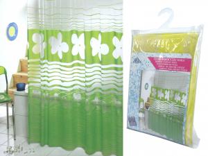 BACCHETTA & TRACANZAN Tenda doccia pvc 180x200 bianco Arredo bagno e accessori