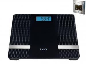 LAICA Pesapersone Elettrica Bluetooth 180Kg