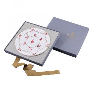 Segnaposto in giftbox GCV | Feston e Cadena Rosso