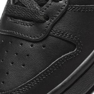 Nike Court Borough Low 2 Total Black