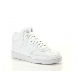 Court Vision Mid Total White