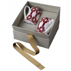 Set 2 mugs in Giftbox GCV | Le loze dei bei palassi | Venezia 1600