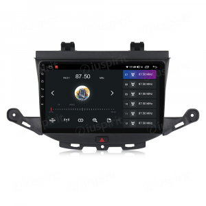 ANDROID autoradio navigatore per Opel Astra K 2016-2018 CarPlay Android Auto GPS USB WI-FI Bluetooth 4G LTE