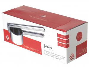 HOME Schiacciapatate Alluminio 1D Scat Utensile da cucina
