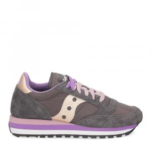 Saucony Jazz Triple grey purple-2