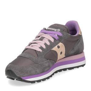 Saucony Jazz Triple grey purple-4