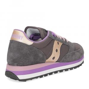 Saucony Jazz Triple grey purple-5