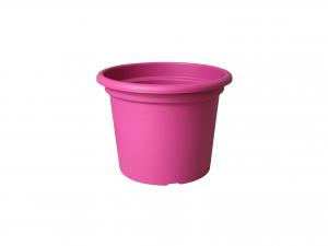 EURO 3 PLAST Vaso ´geo´ 15 cm Giardino Arredo da esterno