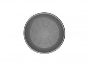 EURO 3 PLAST Sottovaso medea cm18 Giardino Arredo da esterno
