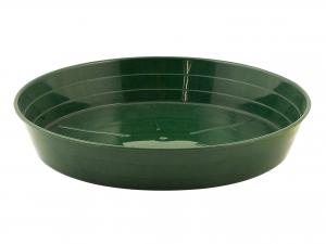 EURO 3 PLAST Set 25 Sottovaso moplen euro cm16 verde Arredo Da Esterno