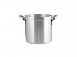 PARDINI Pentola Alluminio Albergo Cilindro 2 Manici 1 Pentola da cucina