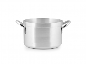 PARDINI Casseruola Alluminio Albergo Alta 2 Manici 3 Pentola da cucina