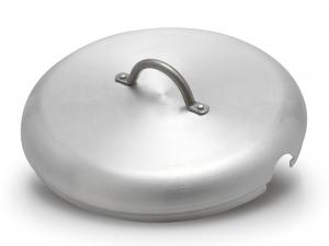 PARDINI Coperchio Alluminio Per casseruola 4 Spazi Cm 40 Pentola da cucina