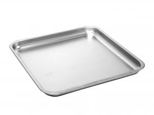 STEEL PAN Teglia bass quadrato nonstick 32 pentola da cucina