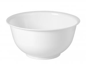 SSS Coppa polipropilene bianco cm32.5 Ciotola da cucina