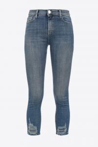 Jeans Sabrina skinny Pinko