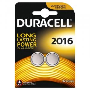 DURACELL Duracell bot.2016 2pz du20b2 batteria