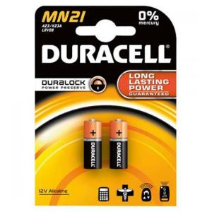 DURACELL Duracell 12v mn21 du25 12v alkaline power preserve batteria