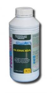 Antialghe liquido 1 lt alghicida pulizia piscina