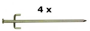 CAMPEX Busta 4 spilloni croc.586751 accessorio da campeggio