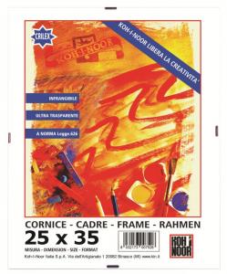 KOHINOOR Cornice a giorno 25 x 35cm in plexiglass