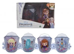 GIOCHI PREZIOSI Frozen 2 Whisper & Glow Display House Personaggi E Playset