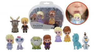 GIOCHI PREZIOSI Frozen 2 Whisper & Glow 3D Fig. Double Bl Personaggi E Playset