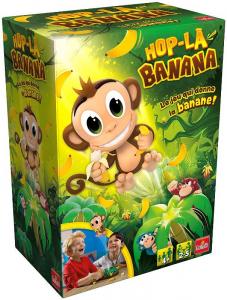 GOLIATH GAMES Hop La Banana Giochi Da Tavolo Classici Per Tutti