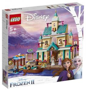 LEGO Il Villaggio Del Castello Di Arendelle - Disney Frozen Ii Costruzioni