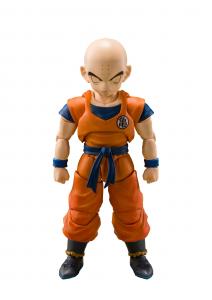 *PREORDER* Dragon Ball Z - S.H. Figuarts: KRILLIN EARTH STRONG MAN by Bandai Tamashii