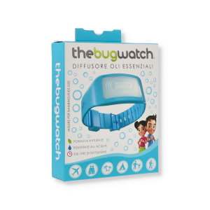 THE BUG WATCH MOSQUITO KIDS BL