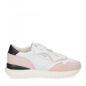 D.A.T.E. Luna white pink-2