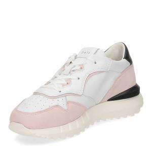 D.A.T.E. Luna white pink-4