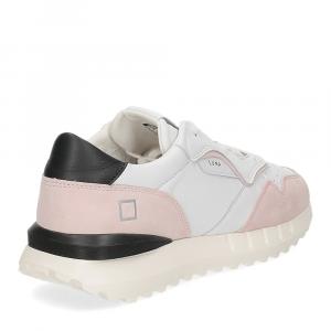 D.A.T.E. Luna white pink-5