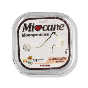 MIOCANE MONOPROTEICO PROSCIUTTO 300G