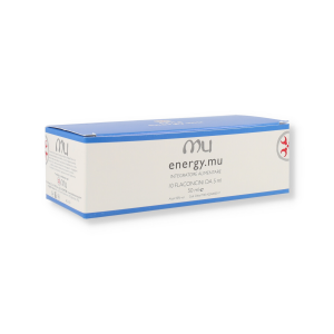 ENERGY MU 10 FIALE X 5ML