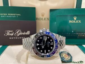 Rolex GMT-Master II 126710 BLNR