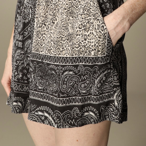 Shorts stampa bandana - PINKO